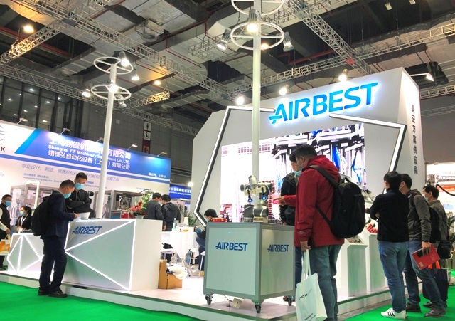 AIRBEST Participated in the 26th PROPAK China