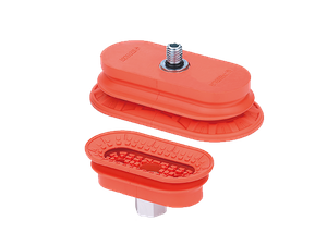 SOB Oval Vacuum Suction Cup